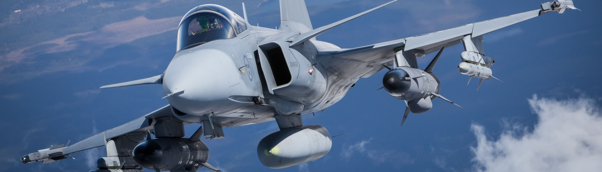 PARTNER TO JAS GRIPEN